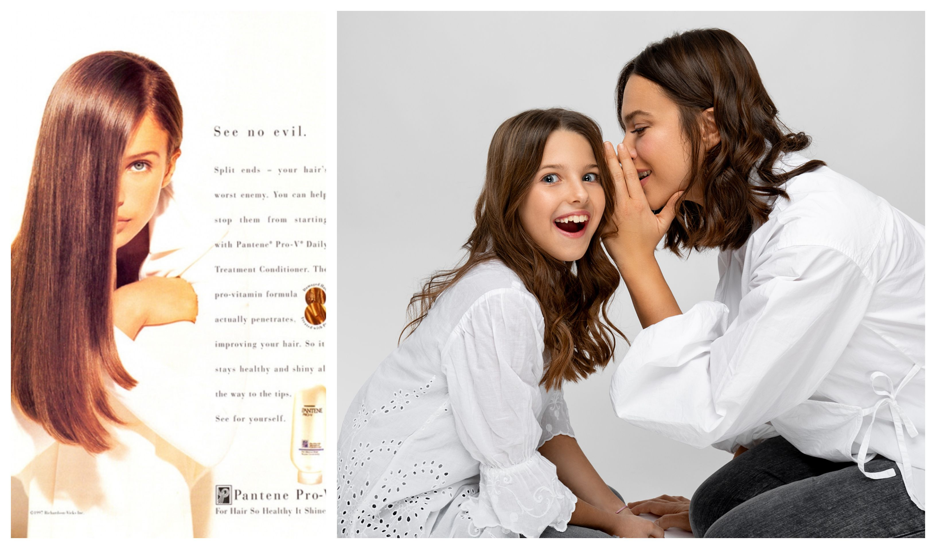 24 godine nakon legendarne reklame na Times Squareu, Ljupka s kćeri raznježila je mnoge u novoj kampanji za isti brend