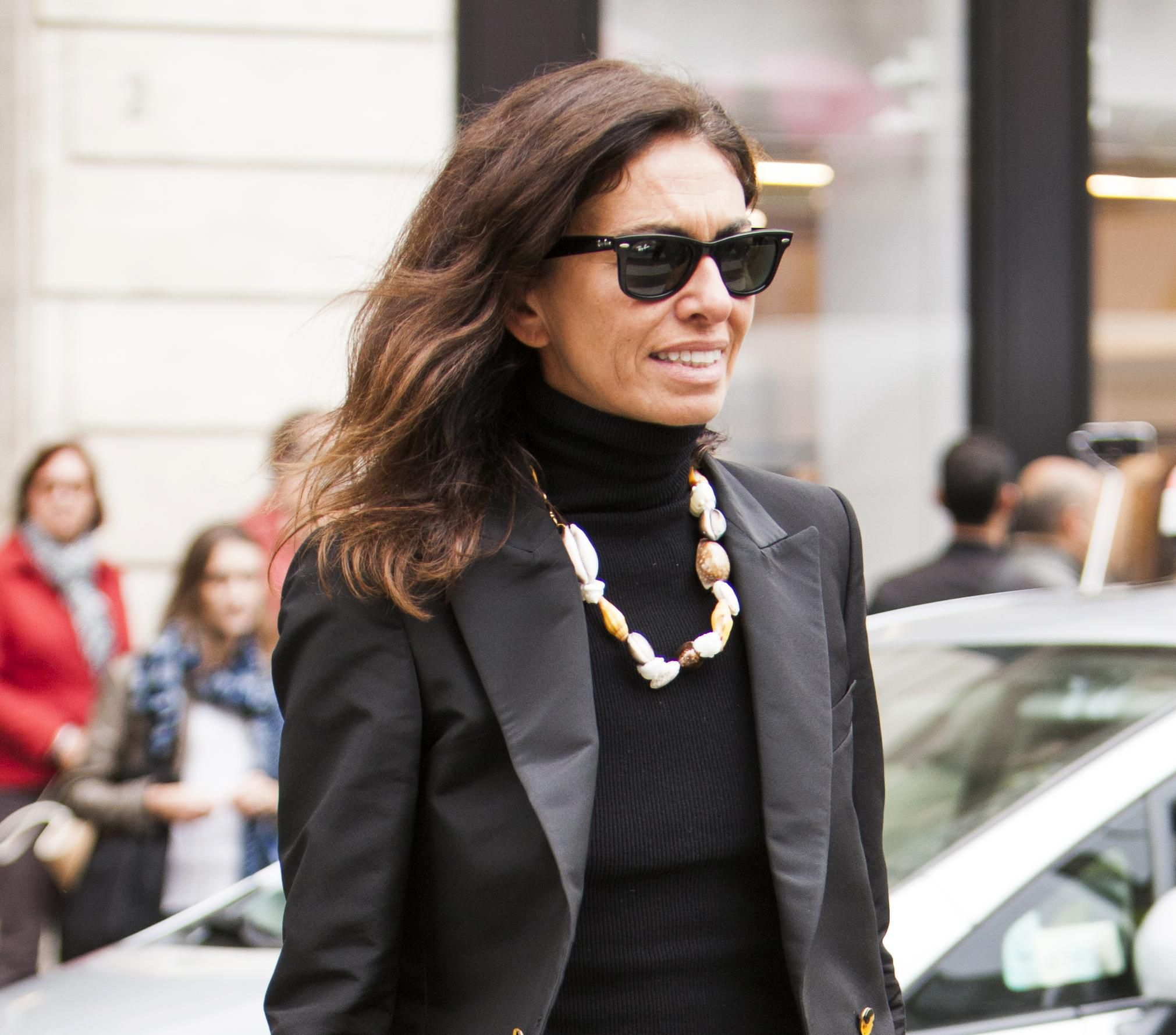 Leopard na hlačama, cipela i torbi? Ako pitate ovu divnu damu, definitivno da!