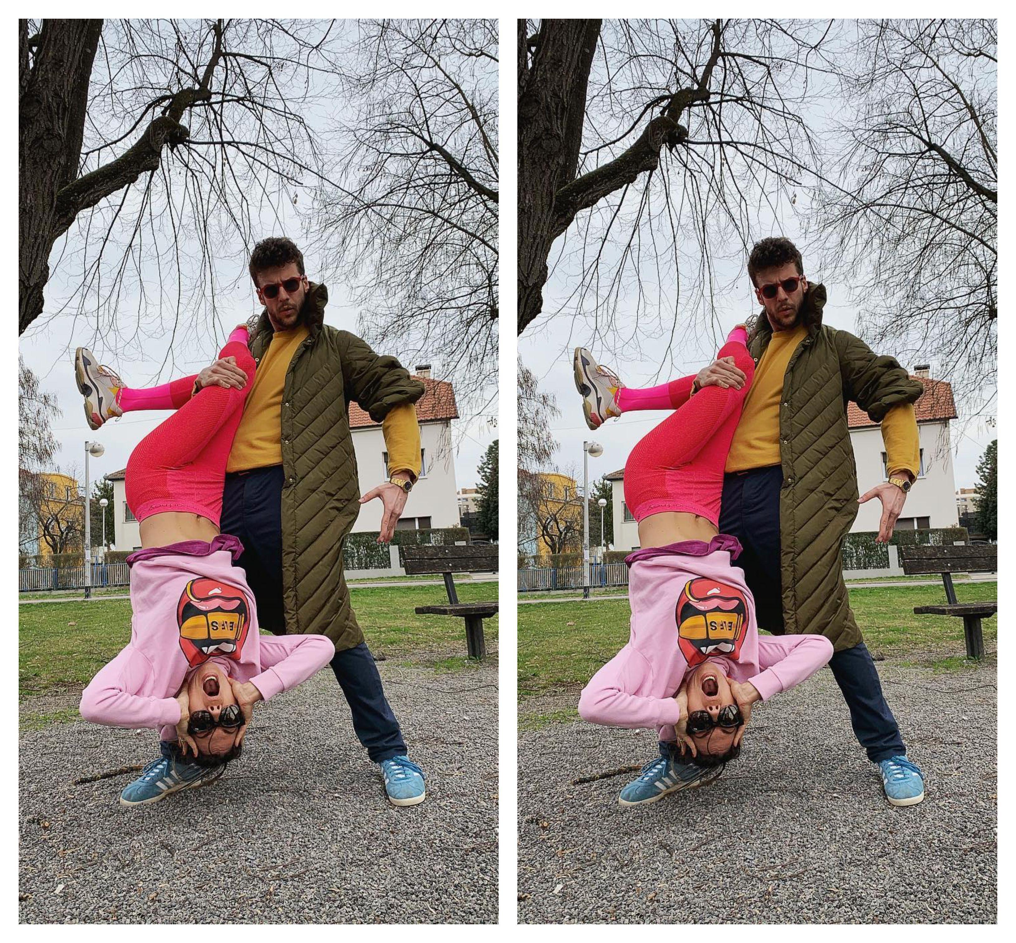 Mentor Viktorije Rađe, Marko Mrkić, ima svoju plesnu školu i hit je na Instagramu!