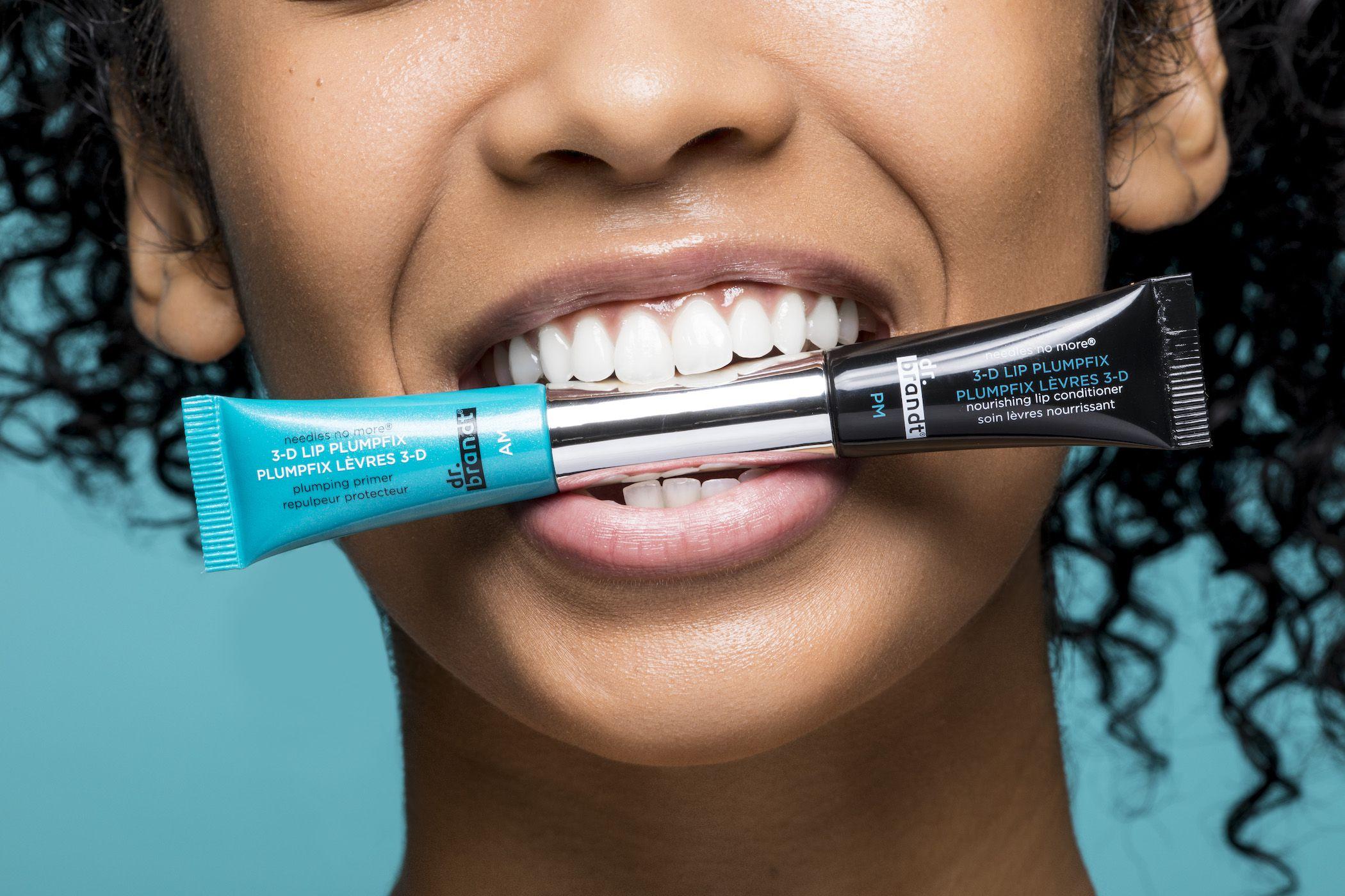 Dva nova proizvoda iz laboratorija dr. brandta za volumen usana i kože lica