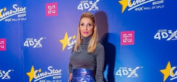 Joletova supruga Ana Čagalj nosi ultrakratke hlačice usred zime