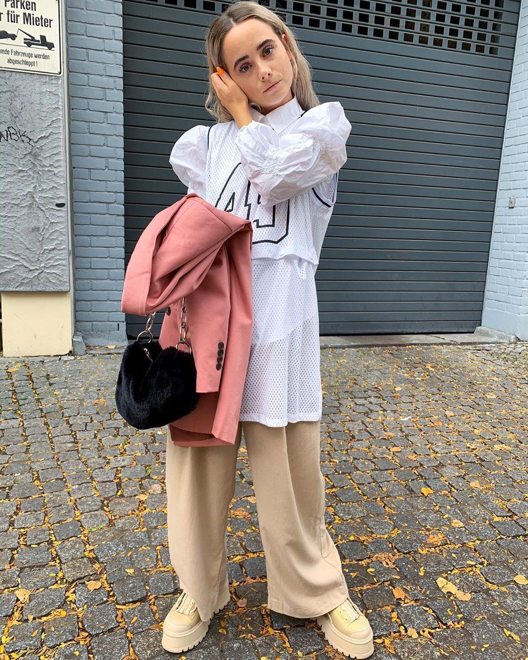 Znojnik u službi modnog dodatka: Ova ga je djevojka isfurala na originalan način