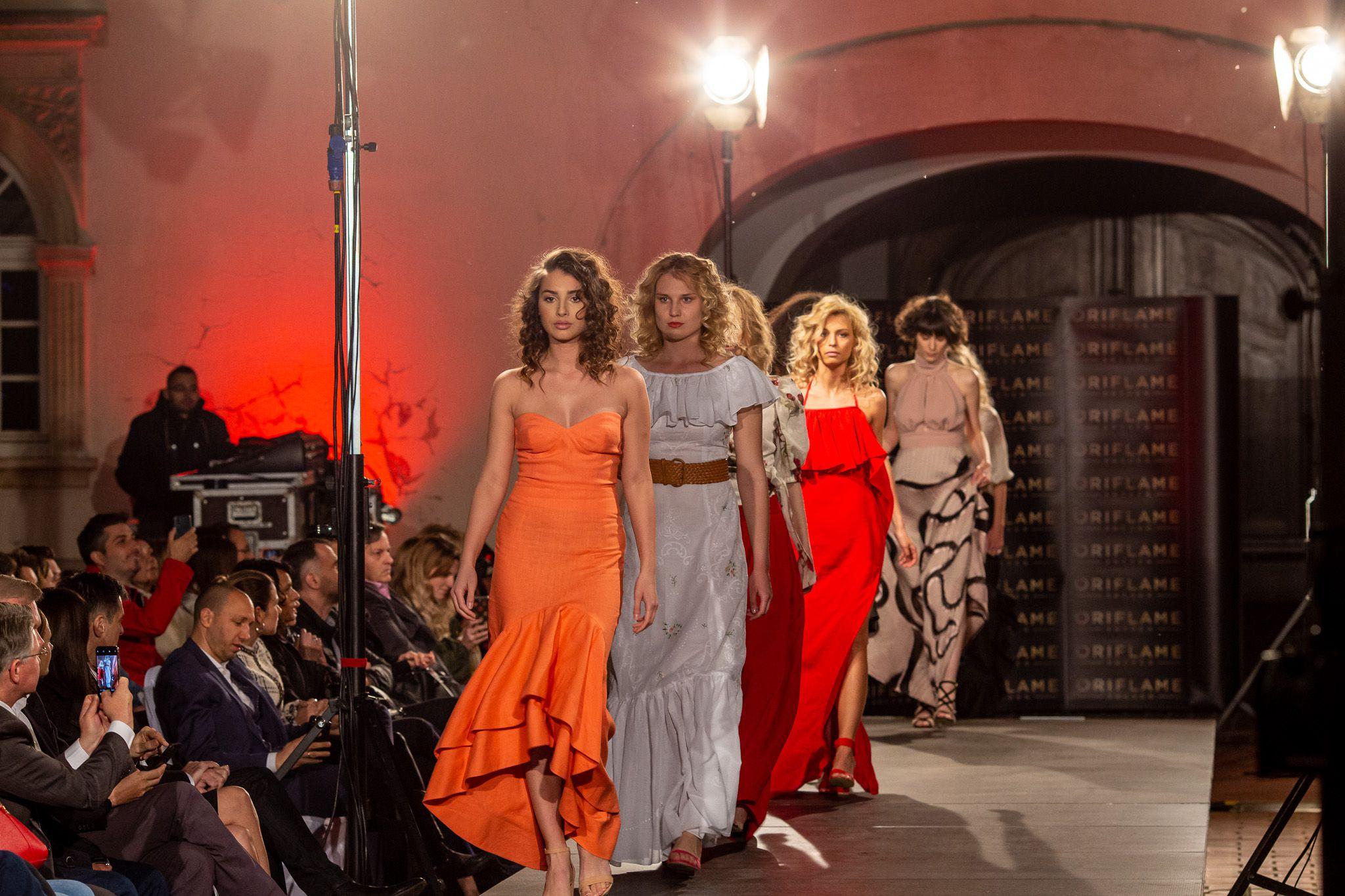 Galerija Klovićevi dvori zablistala povodom treće humanitarne modne revije  Fashion&Compassion