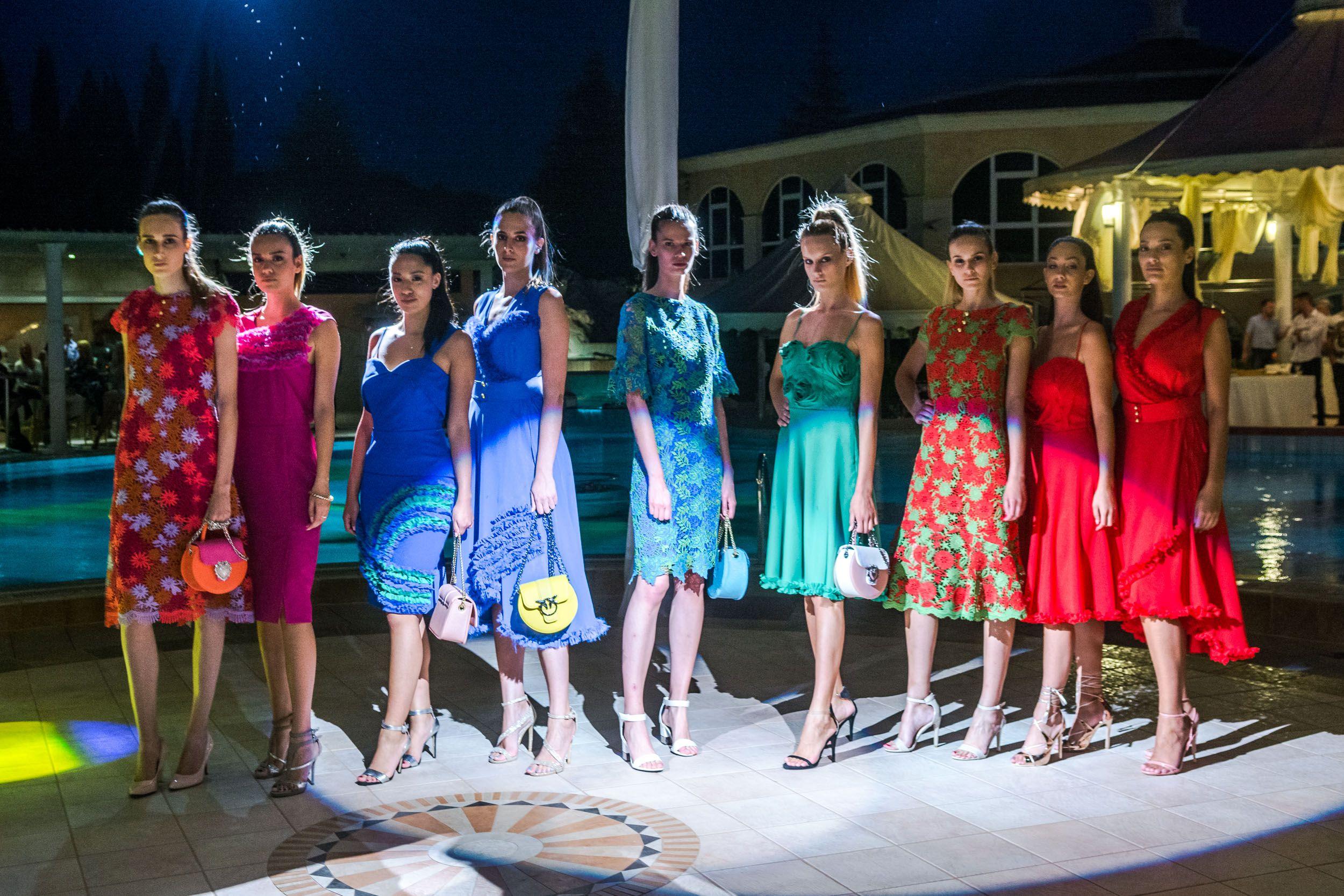 Marina Frapa Resort Rogoznica iznimnim modnim događajem  otvorila vrata ljetne sezone