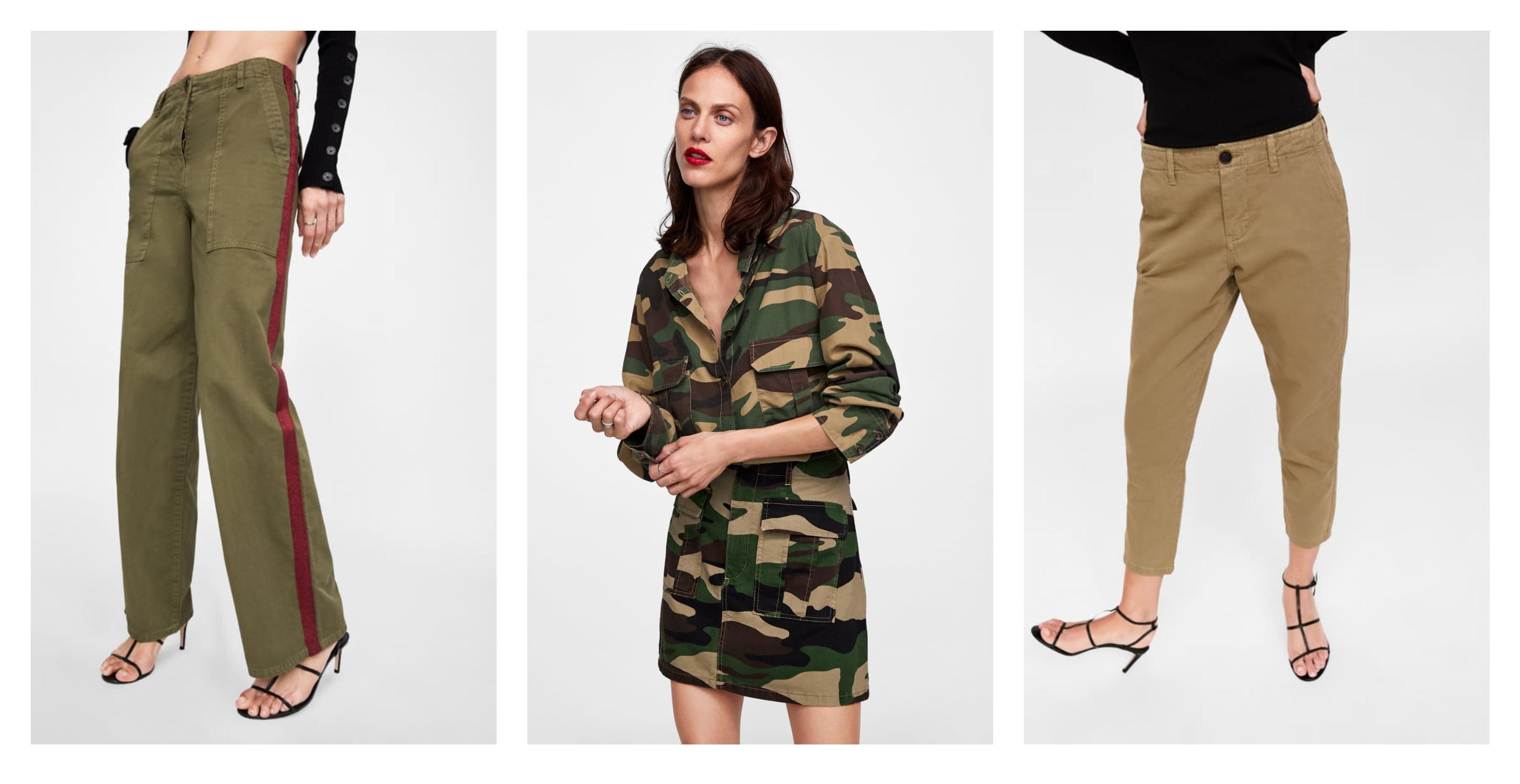 Iz Zare poručuju da se military stil vratio u modu pa smo odabrali najzanimljivije komade