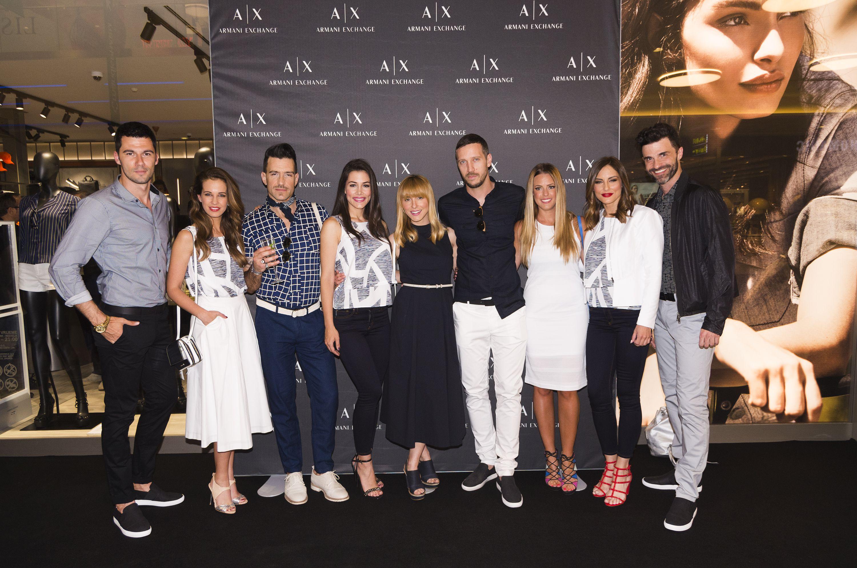 Nova modna destinacija - Armani Exchange