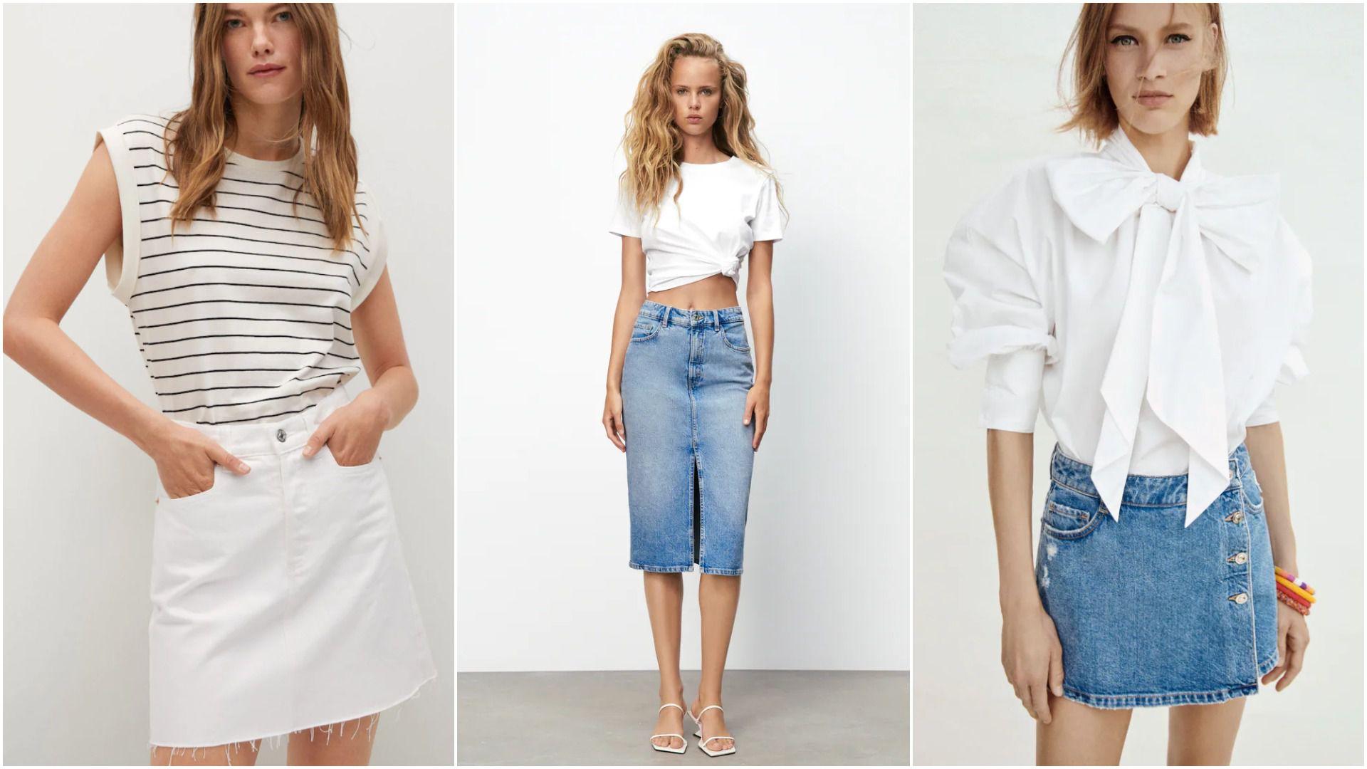 Traper suknja komad je koji nikad ne izlazi iz mode: Ovo su najbolje od 49,90 kn koje su kao stvorene za ljeto