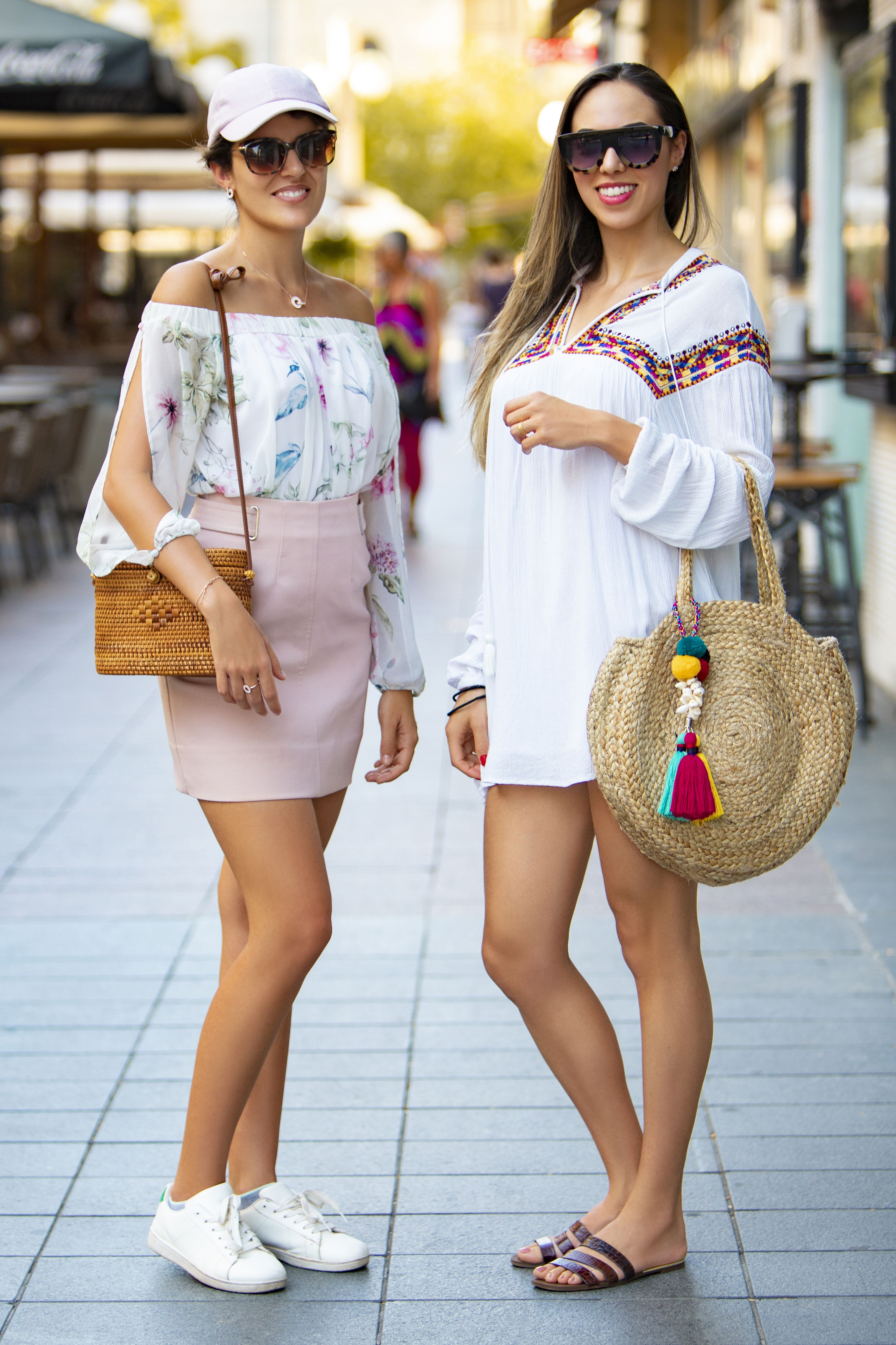 Stjuardese iz Brazila uživaju u Zagrebu, a njihovi stylinzi vrište - ljeto!