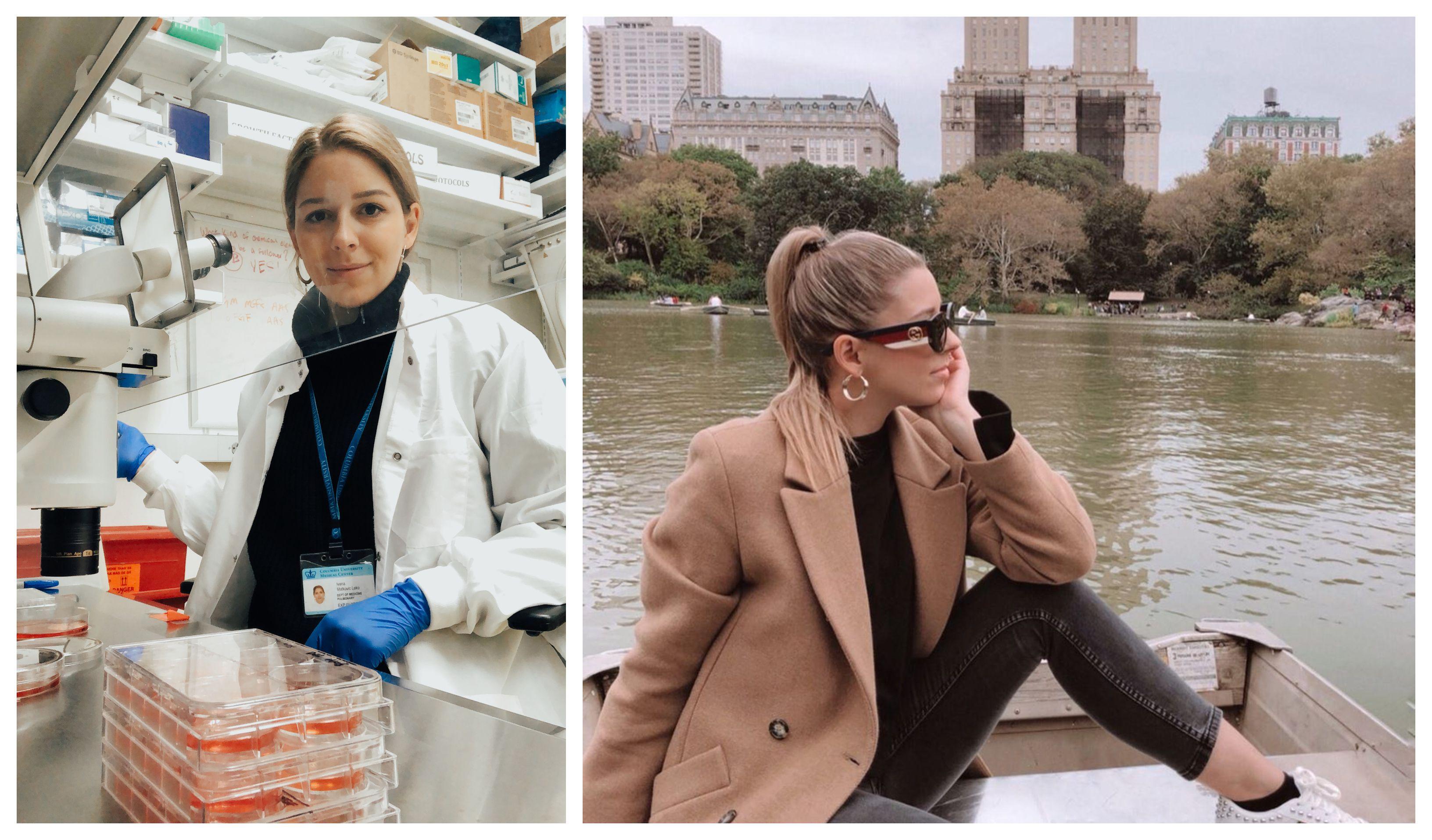 Slavonka Ivana znanstvenica je na njujorškoj Columbiji: 'Mnogo faktora i dalje blokira napredak žena u STEM-u'