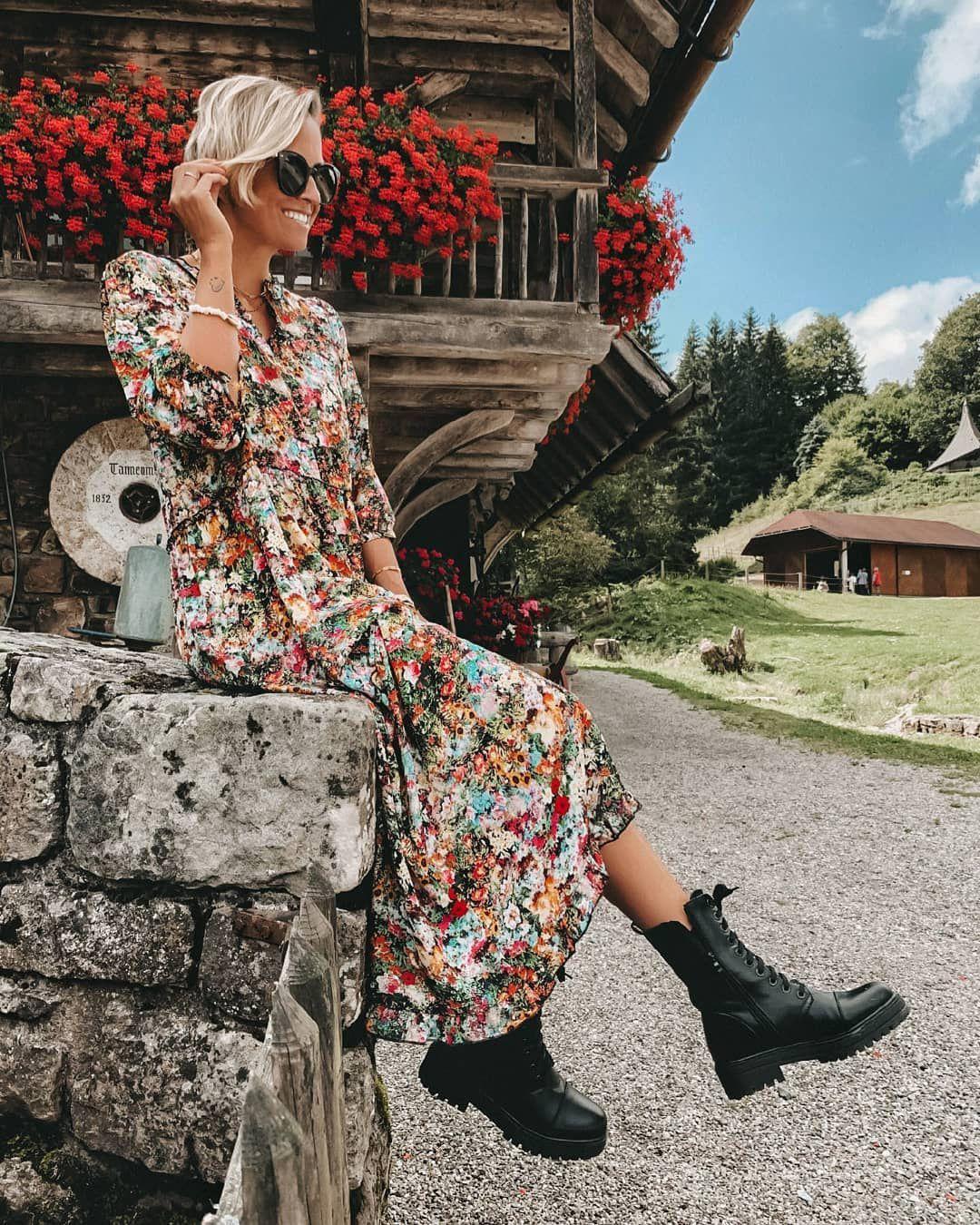 Cvjetne midi haljine apsolutni su hit! Izdvojili smo 15 najljepših iz high street ponude
