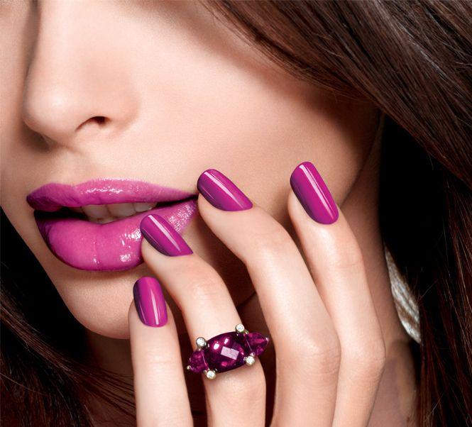 10 jesenskih boja za vaše nokte