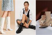 Kakve ćemo čizme i gležnjače nositi ove jeseni? U ponudi omiljenih dućana ima genijalnih modela!