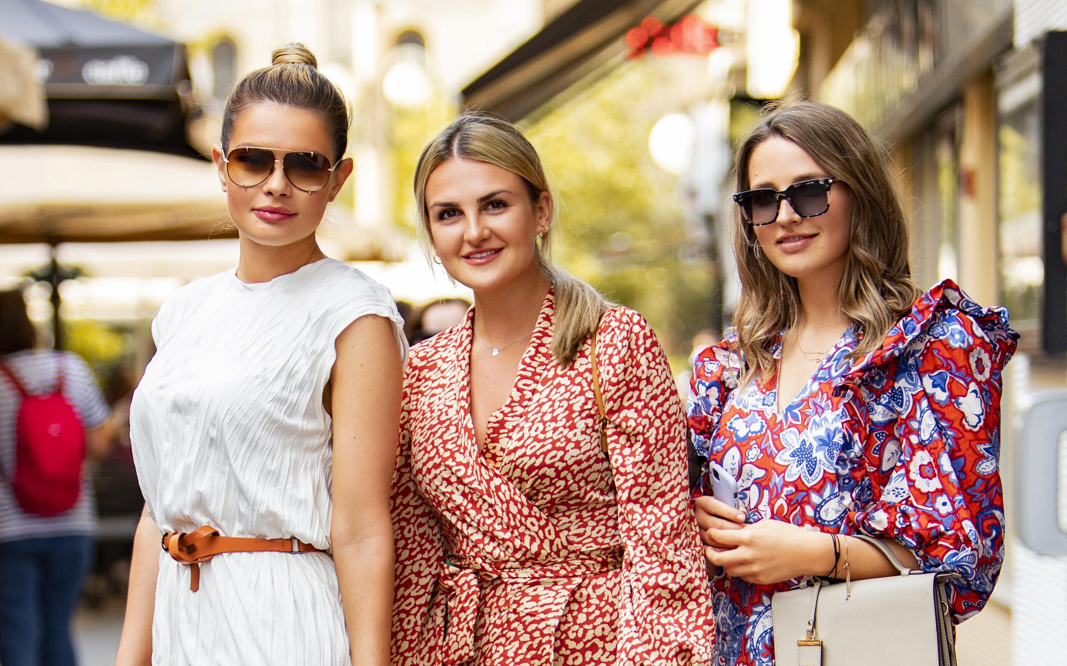 Lepršava haljina najbolji je odabir za vrući ljetni dan, a to znaju i tri frendice koje će vas osvojiti na prvu