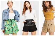 Ovo su najpopularniji modeli kratkih hlača za novu sezonu
