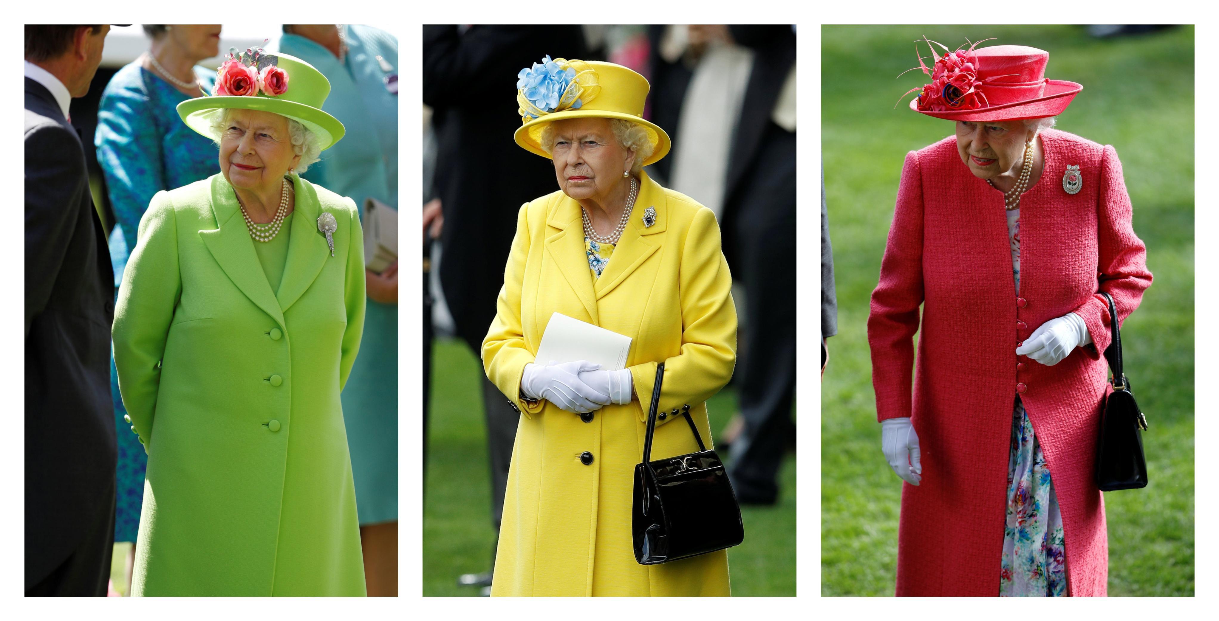 Ovo je razlog zbog kojeg kraljica Elizabeta uvijek nosi jarke boje!