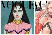 Umjesto klasičnih editorijala, talijanski Vogue siječanjski je broj opremio ilustracijama u svrhu očuvanja okoliša
