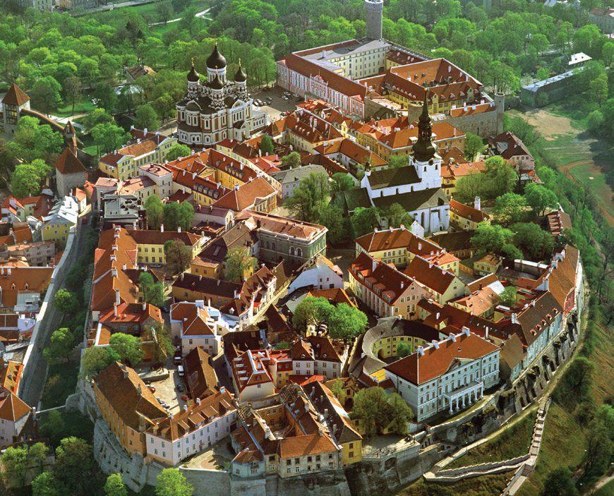 Baltički šarm Tallinna