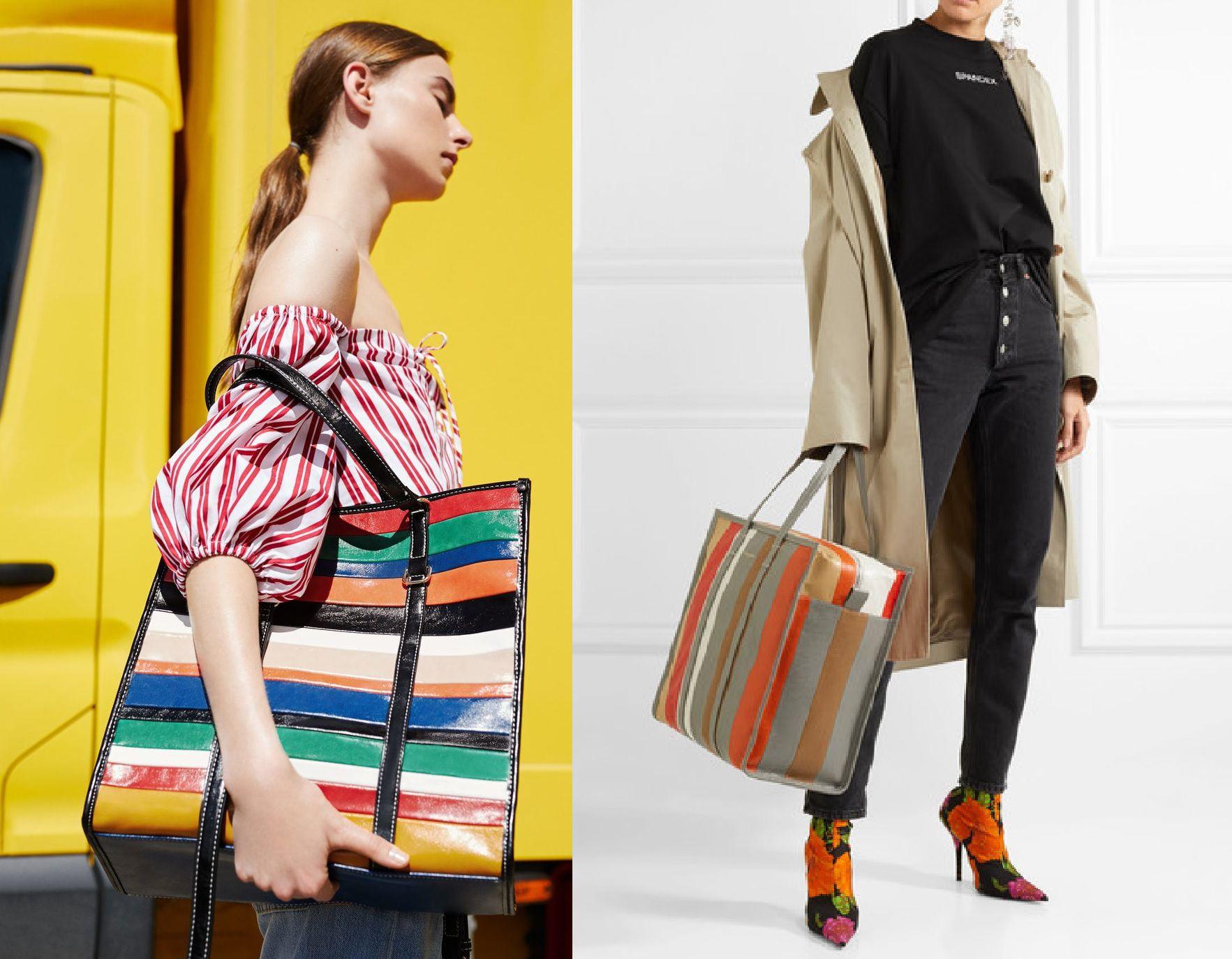 Balenciaga ili high street verzija - koju biste radije imale u svojoj kolekciji?