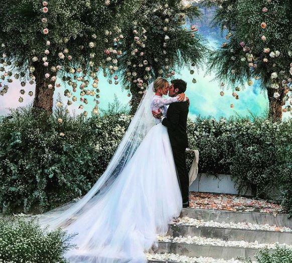 """Talijansko """"kraljevsko"""" vjenčanje: Chiara i Fedez rekli """"da"""", a proglašavaju ga vjenčanjem godine"""