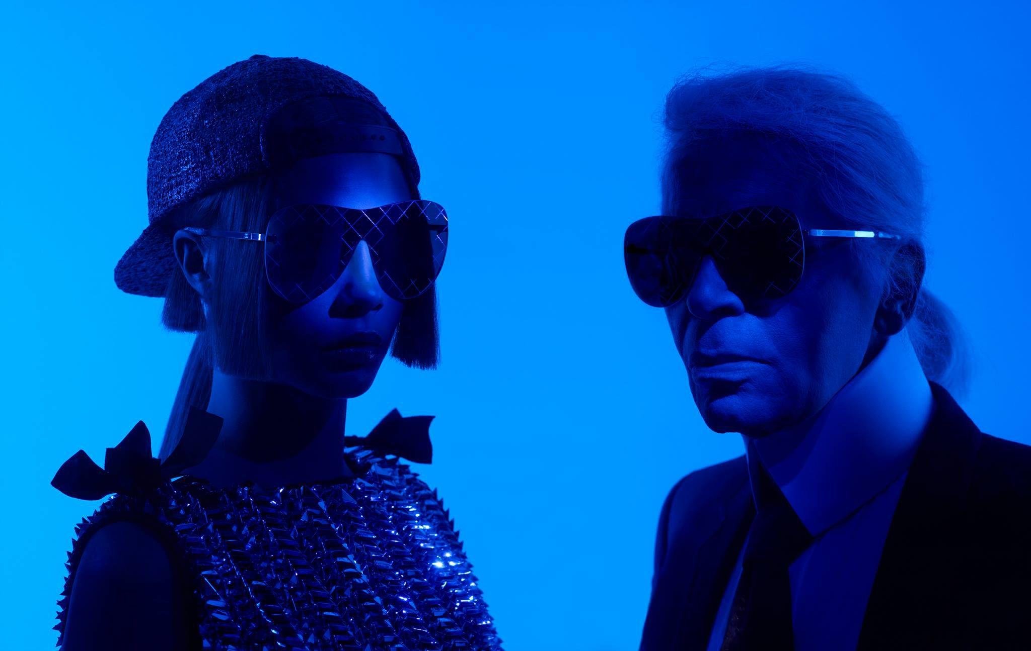 Tko je novo lice Chanel naočala?