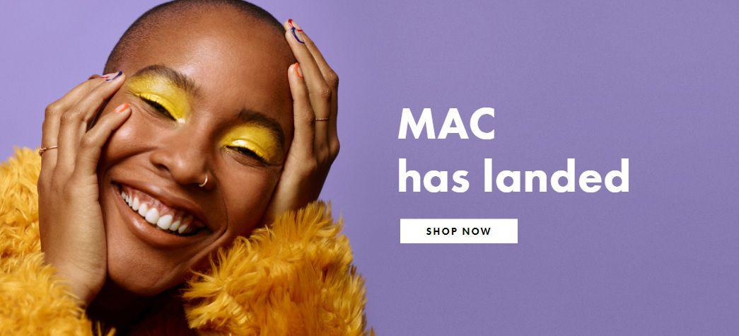 Vijest dana: Od danas na Asosu možete kupiti MAC kozmetiku i to po jeftinijim cijenama!