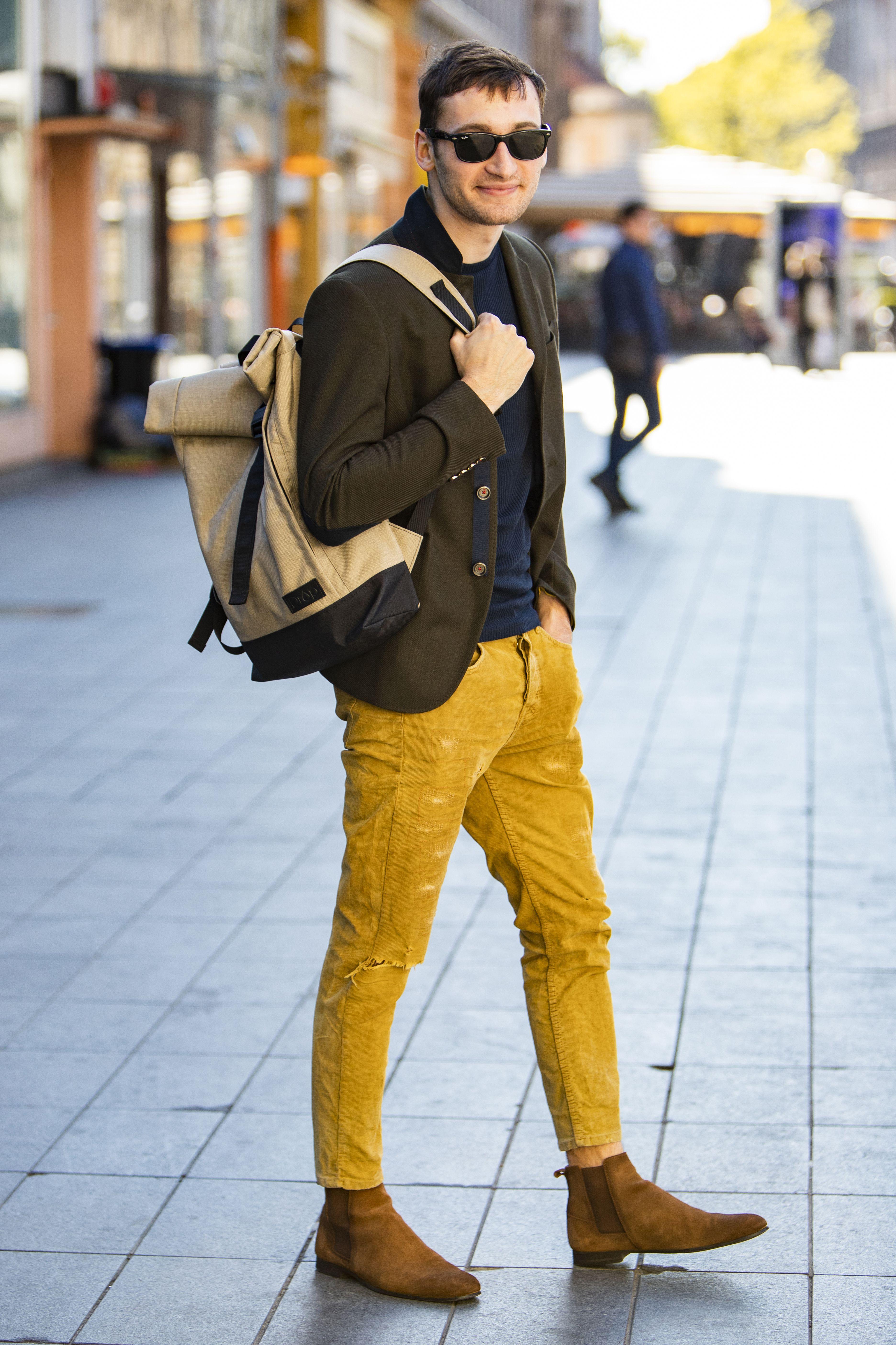 Glumac pokazao kako pravi frajeri nose hlače koje se mnogi ne bi usudili odjenuti!
