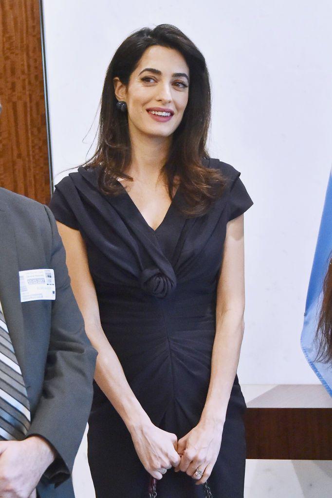 Trudnički stil Amal Clooney