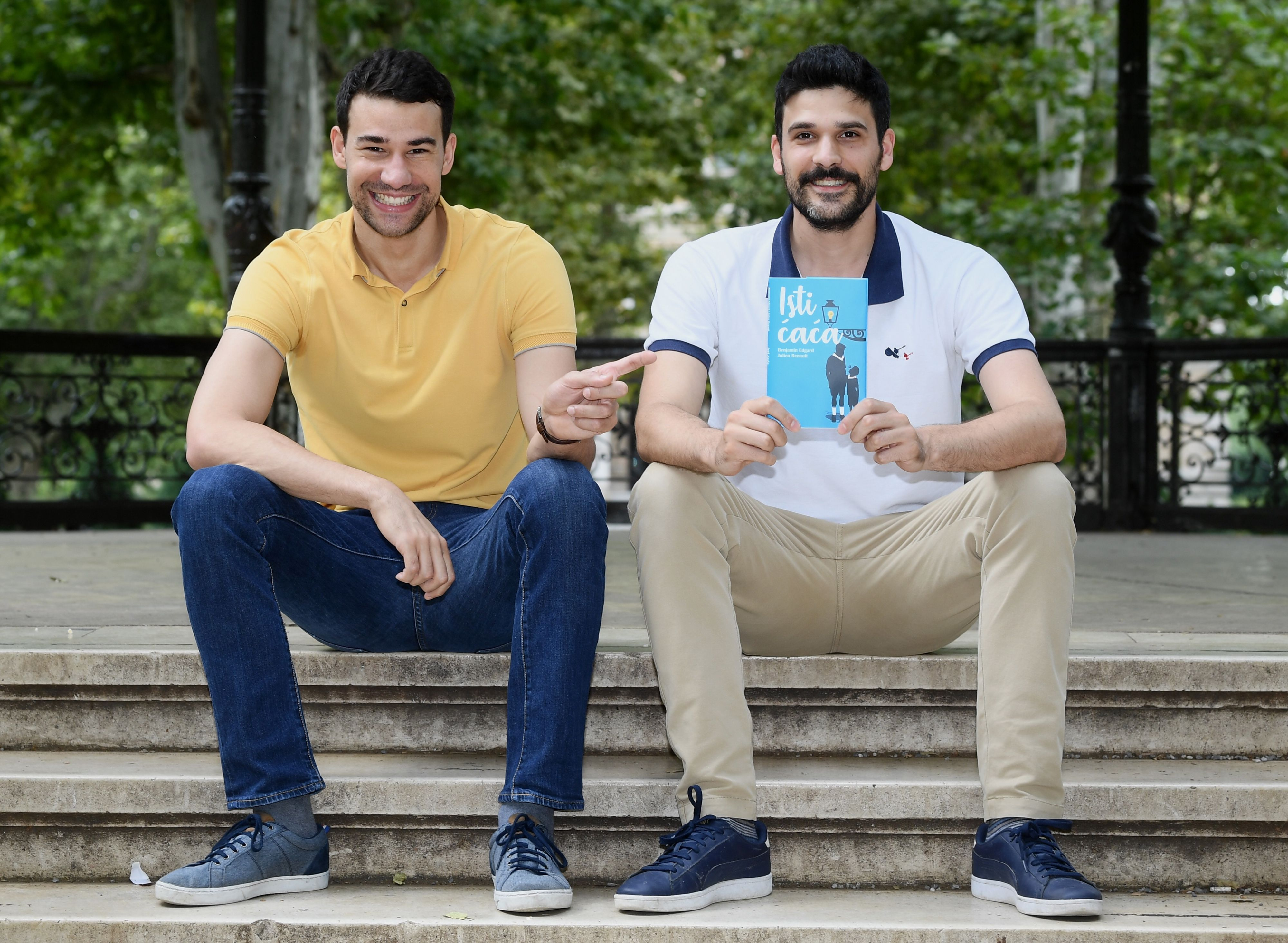 Benjamin Edgard i Julien Renault Pariz su zamijenili Zagrebom, a nedavno objavili i knjigu na hrvatskom