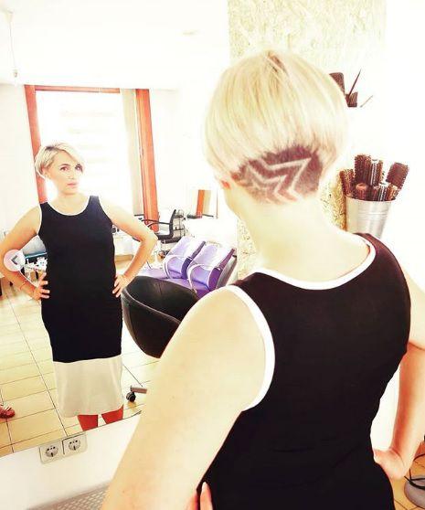 Trudničke želje: Nova frizura Marijane Mikulić uistinu je posebna, a prije je bila baš veliki trend!