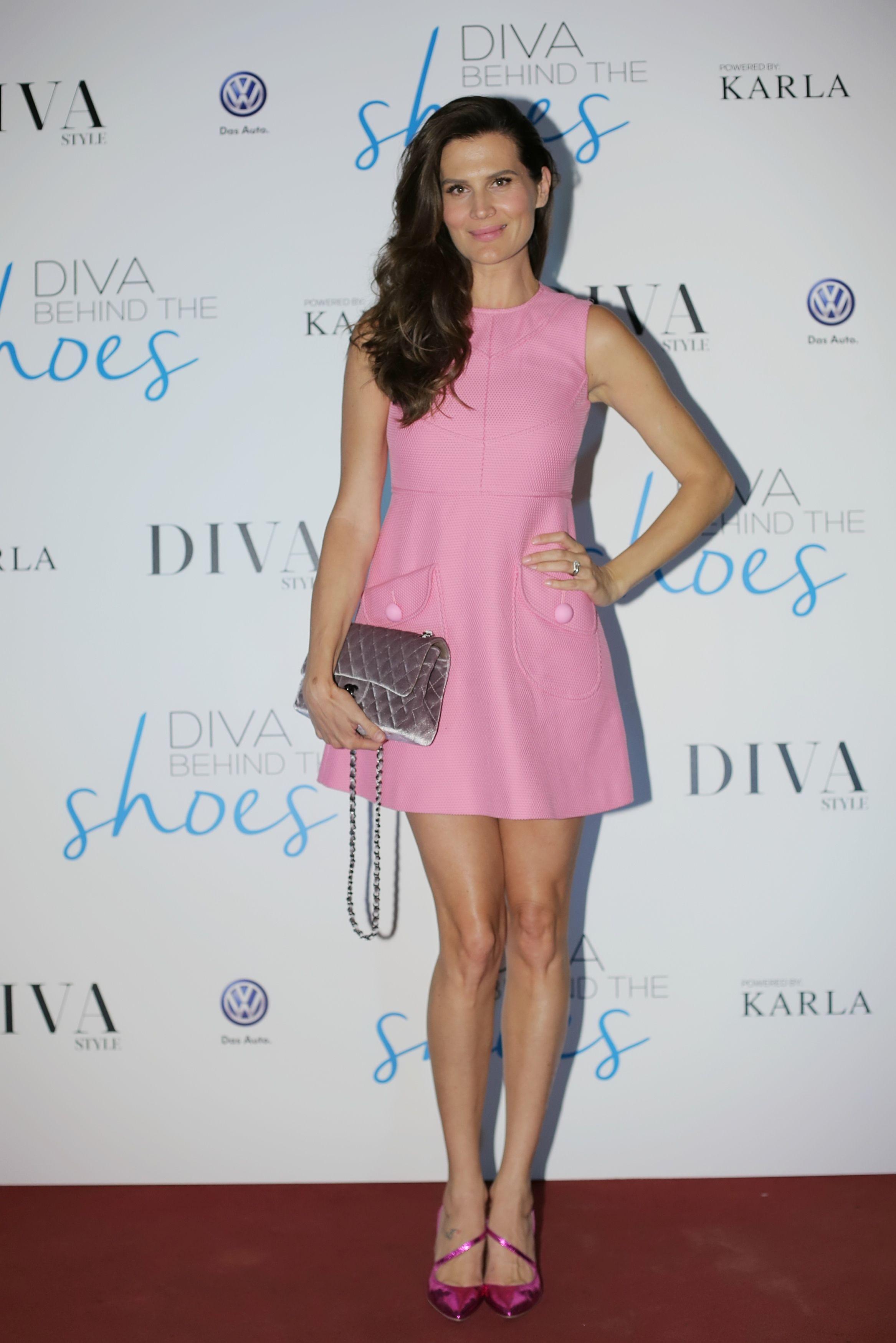 Iva Balaban zasjala u ružičastom - odjeni se poput nje!