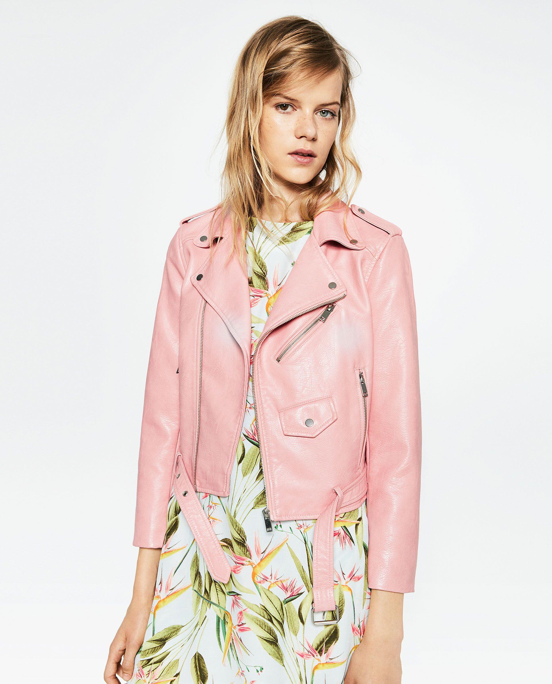 It komad: Bubblegum ružičasta jakna