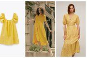 Ništa ne govori ljeto kao žuta boja: Najljepši komadi u boji ljeta iz ponude high street dućana