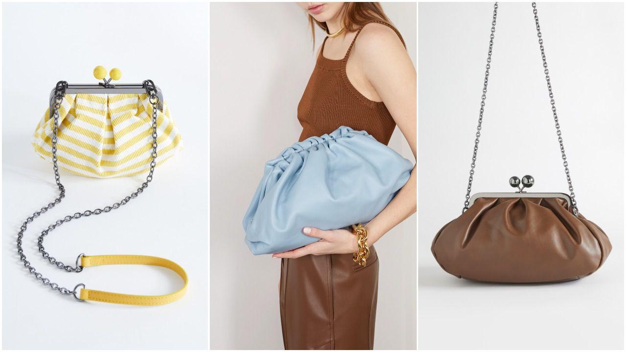"""""""Zgužvane"""" torbe najveći su proljetni hit: Izabrali smo trendi modele iz dizajnerske i high street ponud"""