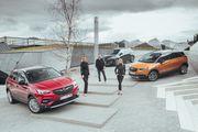Novi članovi Opelove obitelji: Privlačni, prostrani i elegantni!