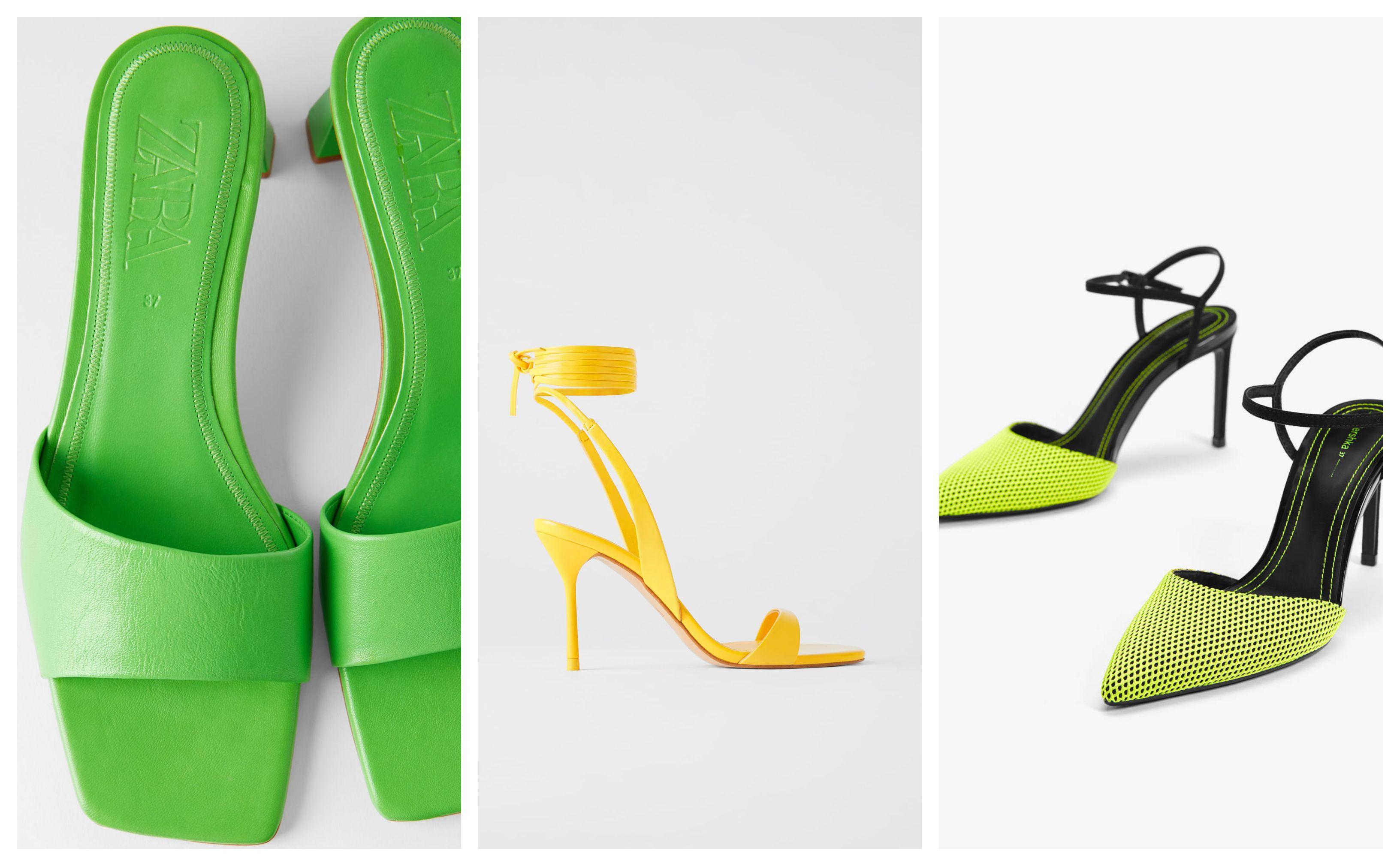 Sandale u jarkim bojama super su dodatak ljetnom outfitu! Pogledajte izbor