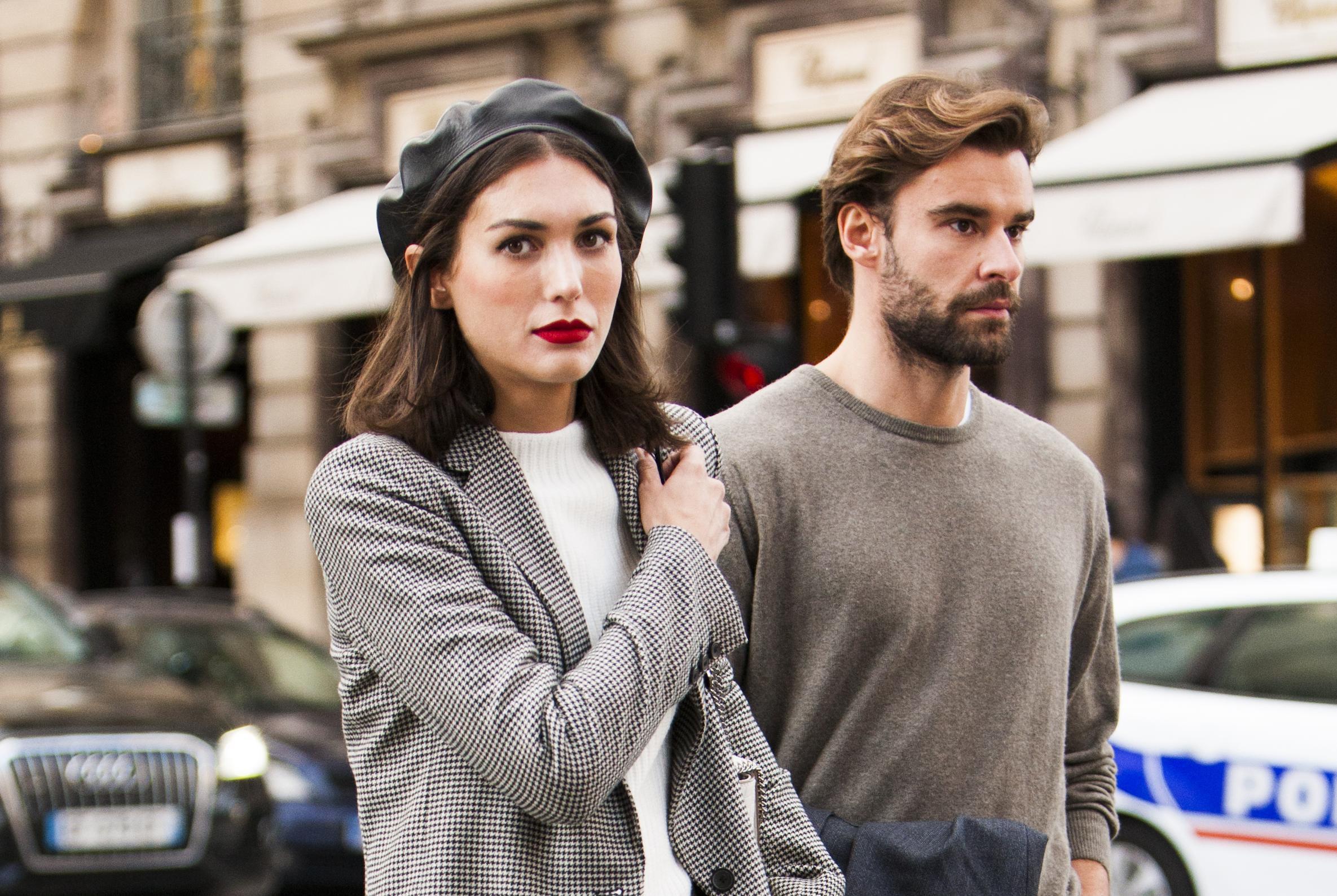 Definitivno krademo njihove ideje: Ovaj par je baš chic na pariški način!