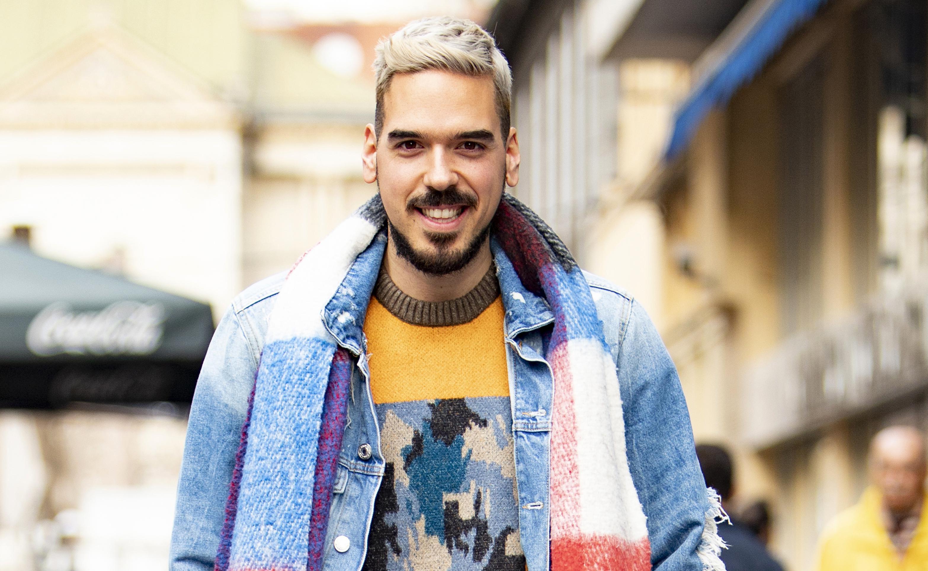 Prezgodan frajer: 'Oduvijek volim biti drugačiji, a čak sam i kosu obojao da imam više boja na sebi'