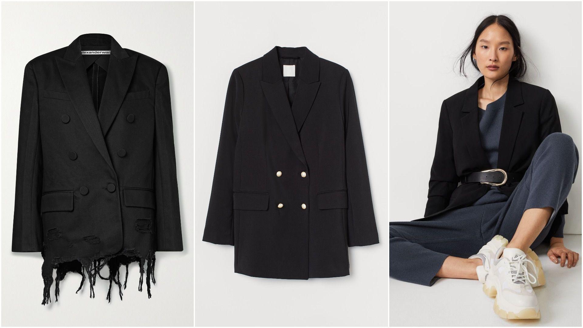 """Crni sako je pogodak u """"sridu"""": Slaže se s elegantnim, ali i casual kompletima"""