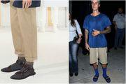 I kad misliš da ne može gore, u trendu su muške sandale, a ispod čarape!