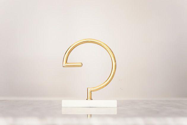 GEM - minimalistički stalak za nakit Ane Tevšić