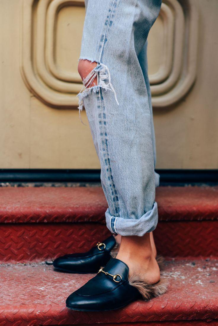 Trend ružne obuće: čupave natikače