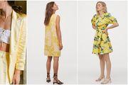 Ništa ne govori proljeće i ljeto kao žuta boja: Izdvojili smo najljepše komade iz high street ponude