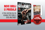 Potražite proljetni StoryGourmet magazin na svim kioscima od 27. ožujka!
