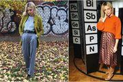 Odličan stil Anje Alavanje Romac: 'Nije mi fora da sve blogerice nose hlače s crtom!'