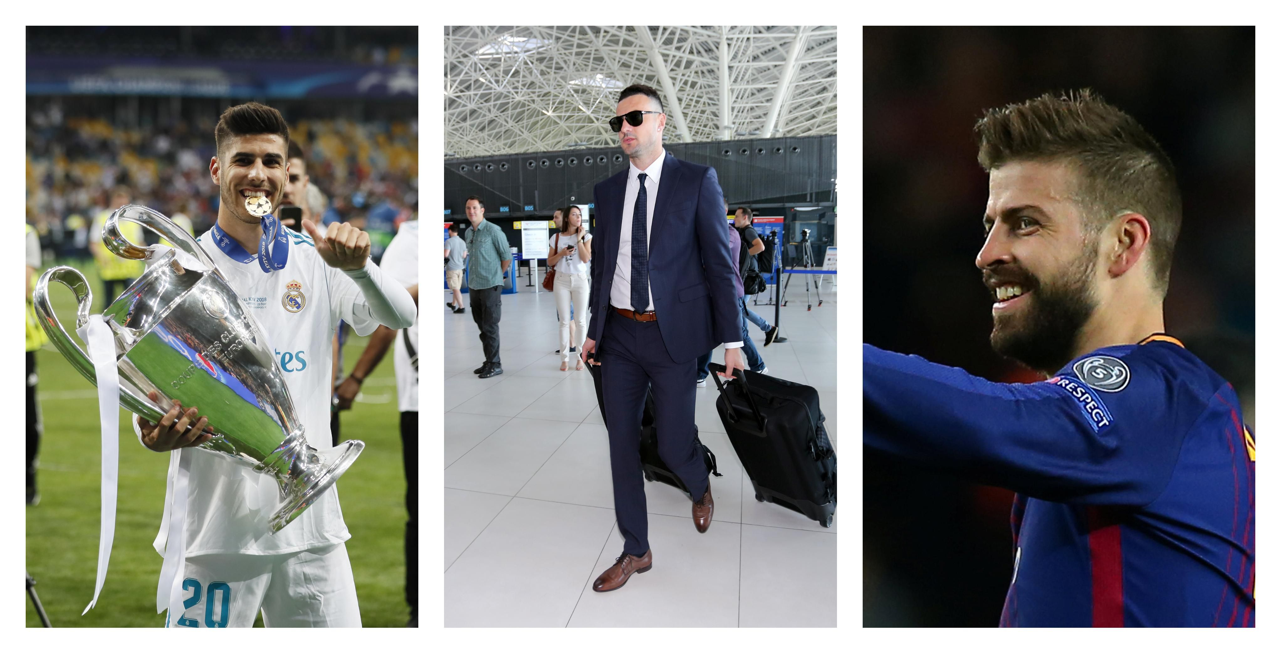 Cure biraju: Ovo su najzgodniji nogometaši Svjetskog prvenstva u Rusiji