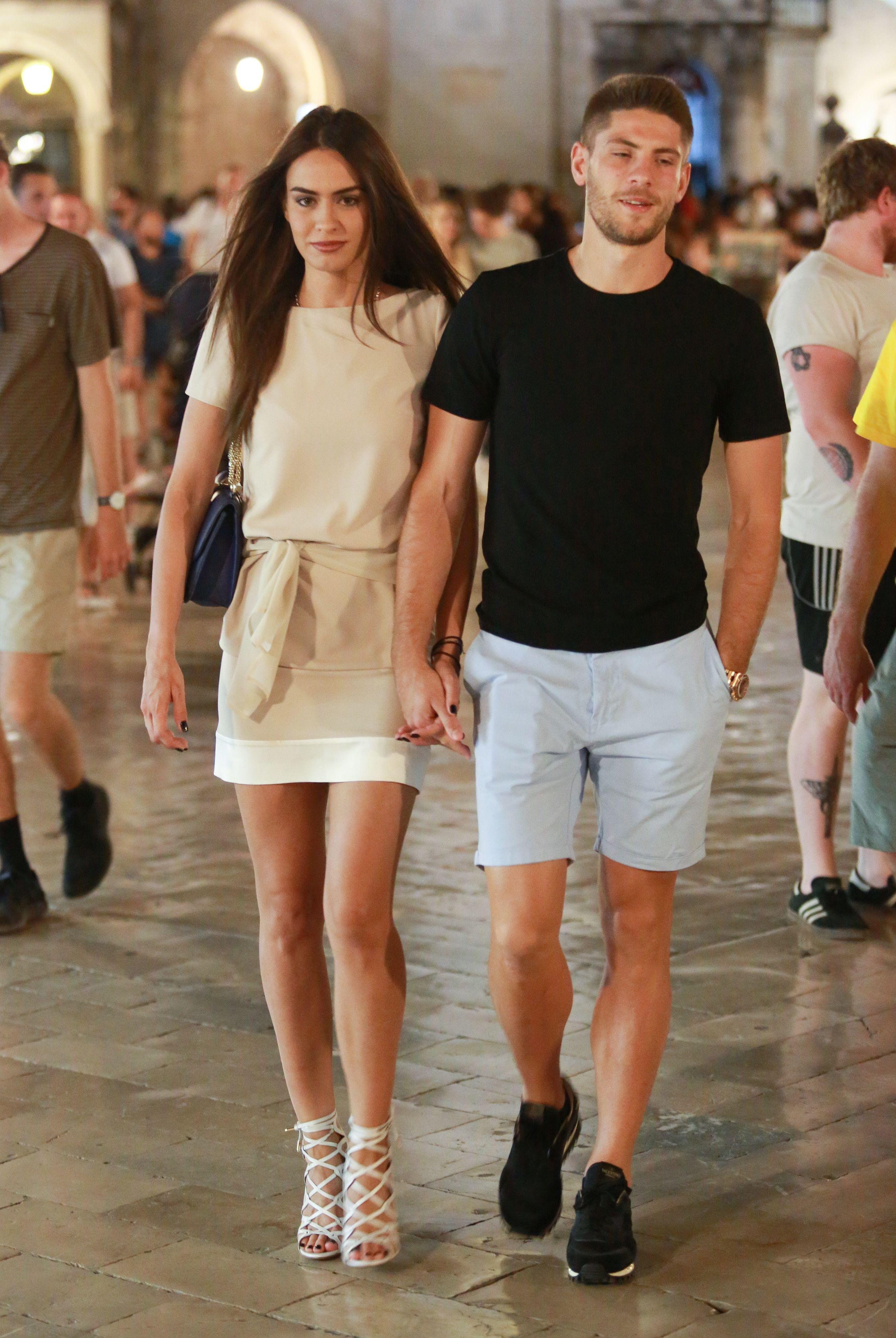 """Više je ne """"skriva"""" od javnosti: Pogledajte ljepoticu koju ljubi Andrej Kramarić"""