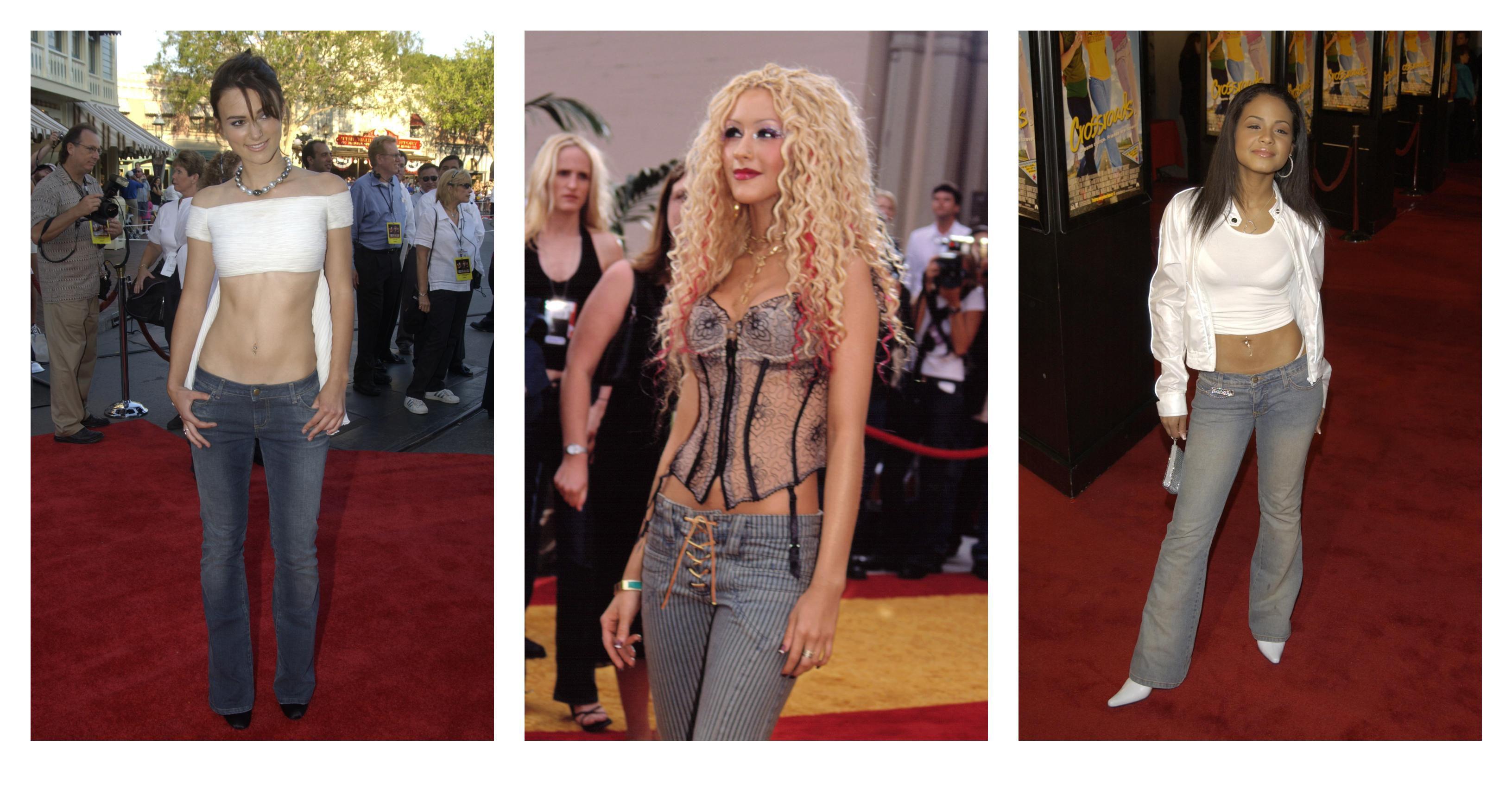 Najavili su povratak hlača niskog struka, a evo nekoliko fotki kao podsjetnik zašto to stvarno nije dobra ideja