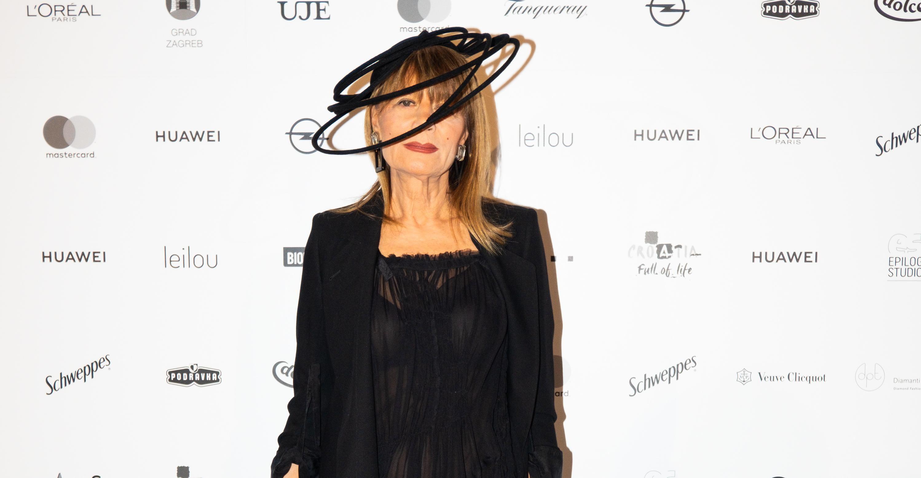 Đurđa Tedeschi ponovno najposebnija: Ovakav look samo ona može nositi!