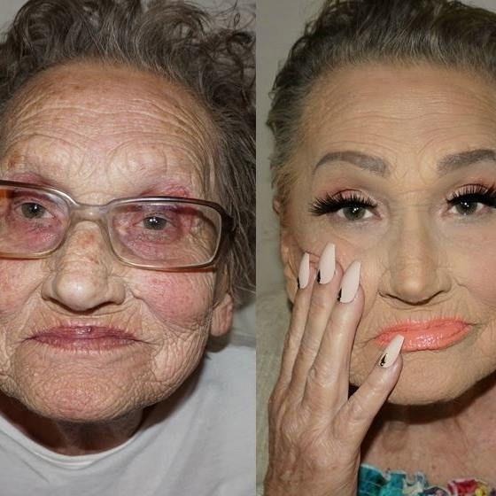 Fantastičan makeover bake Livije oduševio svijet
