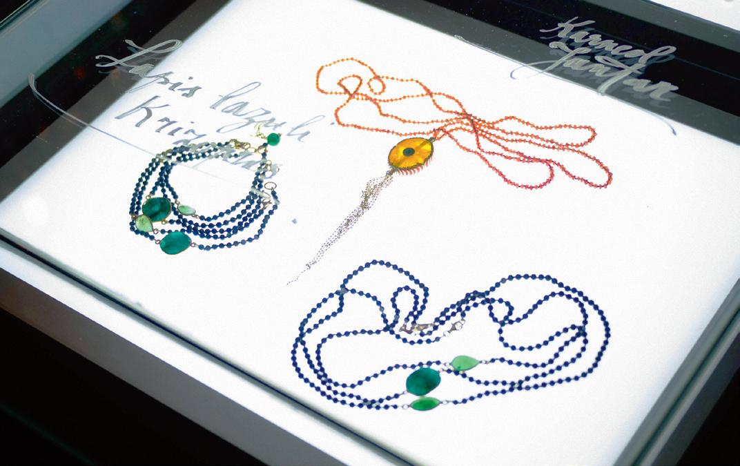 Hrvatski nakit s dozom pariškog šika